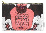 Tarot Of The Younger Self The Devil Carry-all Pouch