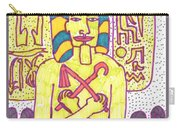 Tarot Of The Younger Self The Emperor Carry-all Pouch