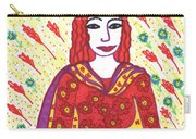 Tarot Of The Younger Self The Empress Carry-all Pouch