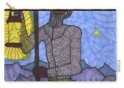 Tarot Of The Younger Self The Hermit Carry-all Pouch