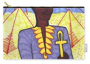 Tarot Of The Younger Self The High Priest Carry-all Pouch
