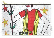 Tarot Of The Younger Self The Magician Carry-all Pouch