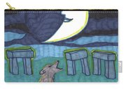 Tarot Of The Younger Self The Moon Carry-all Pouch