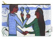 Tarot Of The Younger Self Two Of Cups Carry-all Pouch