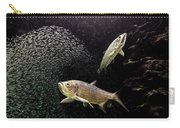 Tarpon And Silversides Carry-all Pouch