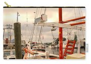 Tarpon Springs Harbor Carry-all Pouch