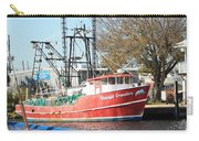 Tarpon Springs Shrimp Boat Carry-all Pouch
