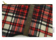 Tartan Banjo Carry-all Pouch