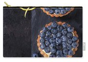Tartlets With Blueberries Carry-all Pouch