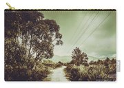 Tasmania Country Roads Carry-all Pouch