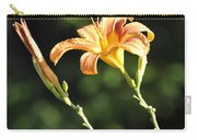 Tasmania Day Lily Carry-all Pouch