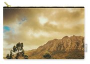 Tasmania Mountain Marvels Carry-all Pouch