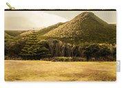 Tasmania West Coast Mountain Range Carry-all Pouch