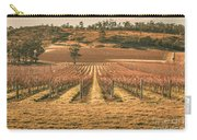 Tasmanian Winery In Winter Carry-all Pouch