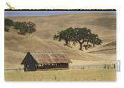 Tassajara Road Carry-all Pouch