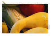 Taste Of Summer Carry-all Pouch by Karen Wiles