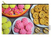 Tasty Assortment Of Cookies Carry-all Pouch