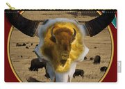 Tatanka American Bison Carry-all Pouch