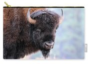 Tatanka Portrait Carry-all Pouch