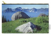 1m4862-tatoosh Range And Mt. St. Helens  Carry-all Pouch
