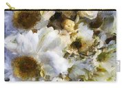 Tattered Bouquet Carry-all Pouch