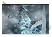 Tattered Wings B2 Carry-all Pouch