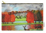 Tatton Hall In Autumn Carry-all Pouch