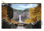 Taughannock In Autumn Carry-all Pouch