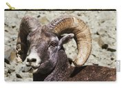 Taunting Bighorn Carry-all Pouch