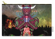 Taurus -psychedelic Zodiac Carry-all Pouch