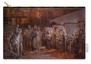 Tavern In Whitechapel 1869 Carry-all Pouch