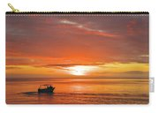 Taveuni Sunset Carry-all Pouch