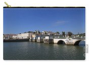Tavira Ponte Romana And The River Carry-all Pouch