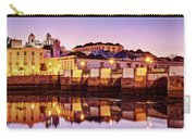 Tavira Reflections - Portugal Carry-all Pouch by Barry O Carroll