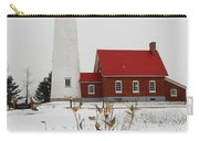 Tawas Point Lighthouse Carry-all Pouch