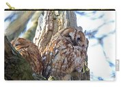 Tawny Owls Carry-all Pouch