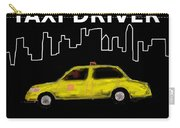 Taxi Driver Movie Poster Carry-all Pouch