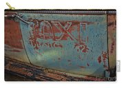 Taxi To Nowhere Carry-all Pouch