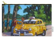 Taxi Y Amigos Carry-all Pouch