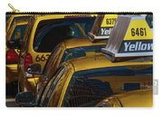 Taxis Wait Carry-all Pouch