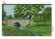 Taylor Lake Stone Bridge Carry-all Pouch