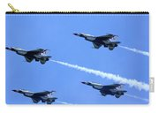 T'birds In Diamond Formation Carry-all Pouch