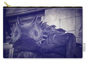 Tcu Horned Frog Purple Carry-all Pouch