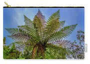 Te Puia Palm Tree Carry-all Pouch