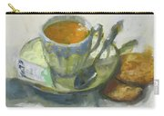 Tea And Biscuits Carry-all Pouch