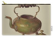 Tea Kettle Carry-all Pouch
