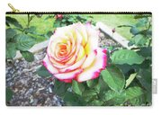 Tea Rose For A Lady Carry-all Pouch