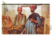 Tea Seller Carry-all Pouch