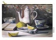 Tea With Lemon Carry-all Pouch