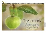 Teachers Carry-all Pouch